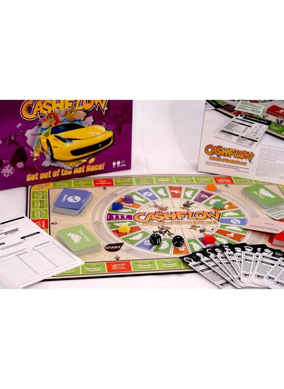 CASHFLOW Board Game
